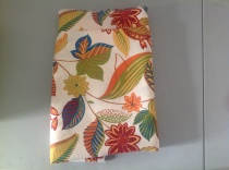 My fabric (Thanks JoAnn Fabrics)