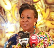 Catherine Samba-Panza  President of the Central African Republic