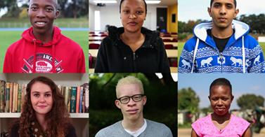 VIDEO :  The born free generation:20-year-olds in South Africa prepare for first vote
