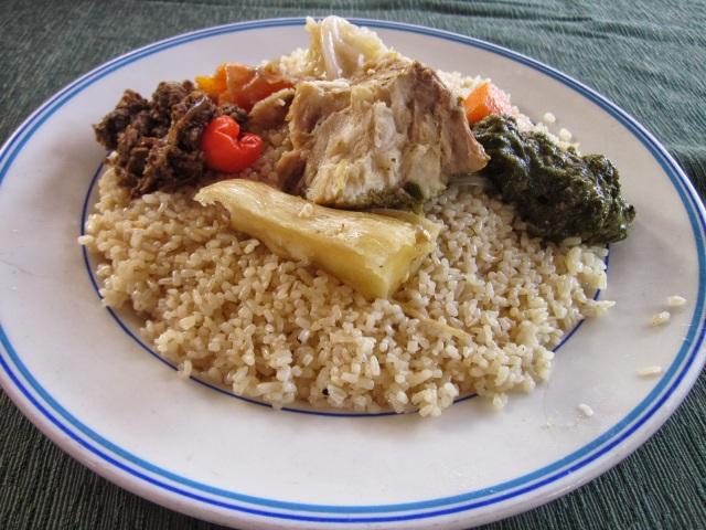 Tiebou Djenne (Senegal)