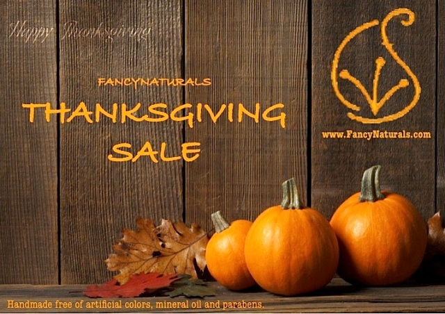 Thanksgiving deal